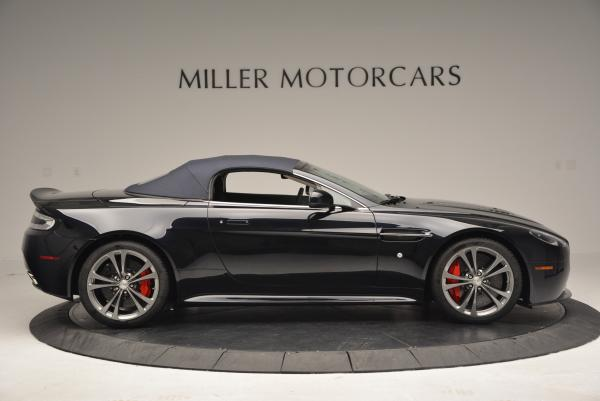 Used 2016 Aston Martin V12 Vantage S Convertible for sale $128,900 at Bentley Greenwich in Greenwich CT 06830 16