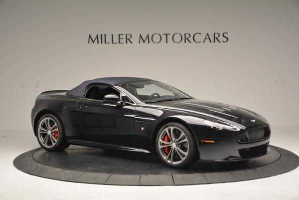 Used 2016 Aston Martin V12 Vantage S Convertible for sale $128,900 at Bentley Greenwich in Greenwich CT 06830 17