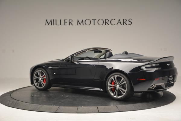Used 2016 Aston Martin V12 Vantage S Convertible for sale $128,900 at Bentley Greenwich in Greenwich CT 06830 4