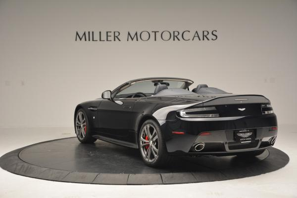 Used 2016 Aston Martin V12 Vantage S Convertible for sale $128,900 at Bentley Greenwich in Greenwich CT 06830 5