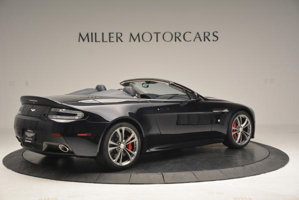Used 2016 Aston Martin V12 Vantage S Convertible for sale $128,900 at Bentley Greenwich in Greenwich CT 06830 8