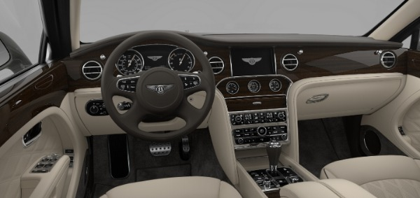 New 2017 Bentley Mulsanne for sale Sold at Bentley Greenwich in Greenwich CT 06830 6
