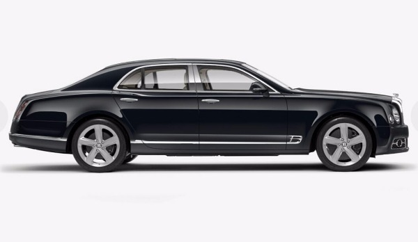 New 2017 Bentley Mulsanne Speed for sale Sold at Bentley Greenwich in Greenwich CT 06830 2