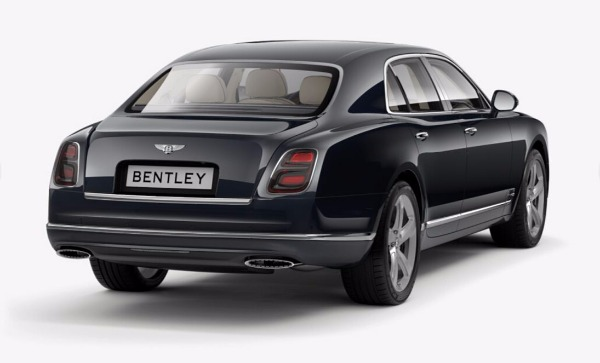 New 2017 Bentley Mulsanne Speed for sale Sold at Bentley Greenwich in Greenwich CT 06830 3