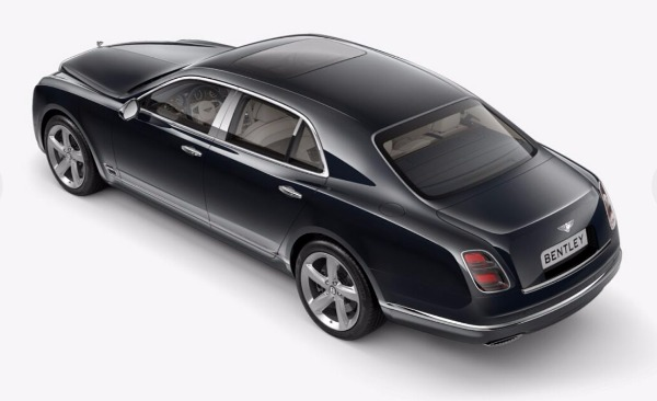 New 2017 Bentley Mulsanne Speed for sale Sold at Bentley Greenwich in Greenwich CT 06830 4