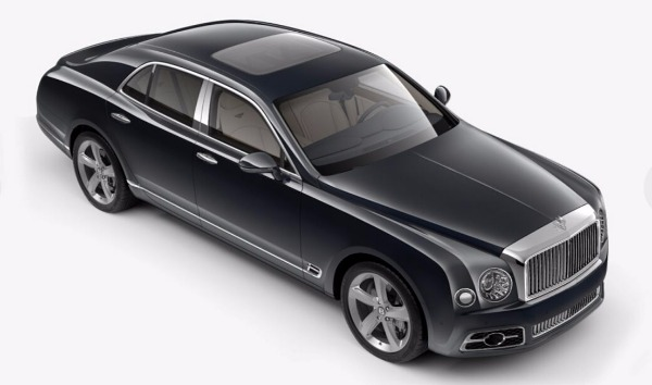New 2017 Bentley Mulsanne Speed for sale Sold at Bentley Greenwich in Greenwich CT 06830 5