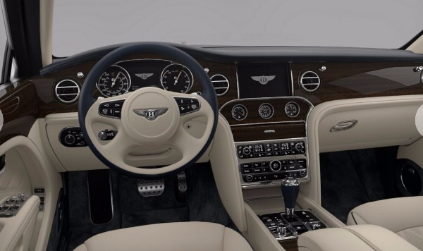 New 2017 Bentley Mulsanne Speed for sale Sold at Bentley Greenwich in Greenwich CT 06830 6