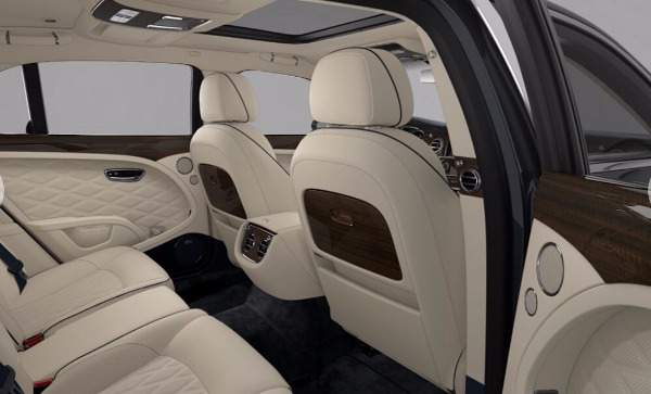 New 2017 Bentley Mulsanne Speed for sale Sold at Bentley Greenwich in Greenwich CT 06830 8