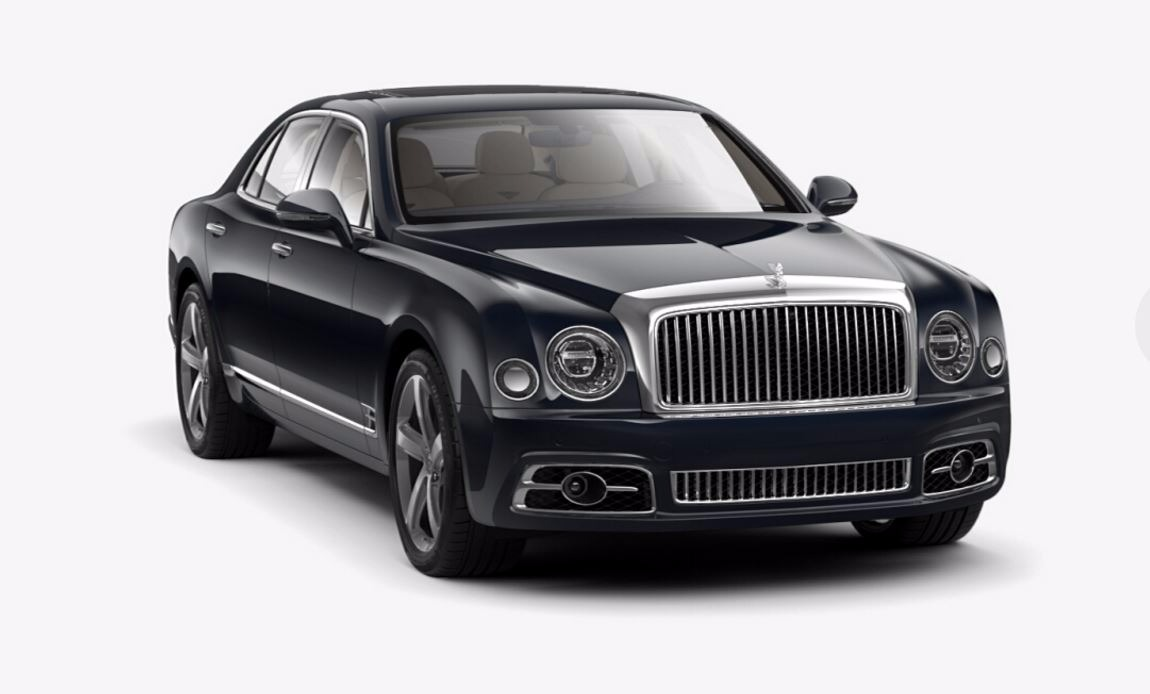 New 2017 Bentley Mulsanne Speed for sale Sold at Bentley Greenwich in Greenwich CT 06830 1