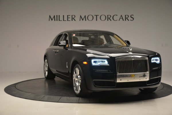 Used 2016 Rolls-Royce Ghost for sale Sold at Bentley Greenwich in Greenwich CT 06830 12