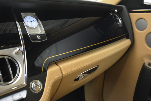 Used 2016 Rolls-Royce Ghost for sale Sold at Bentley Greenwich in Greenwich CT 06830 25