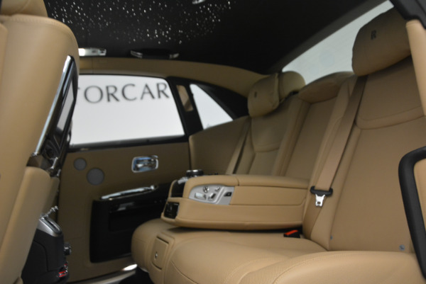 Used 2016 Rolls-Royce Ghost for sale Sold at Bentley Greenwich in Greenwich CT 06830 28
