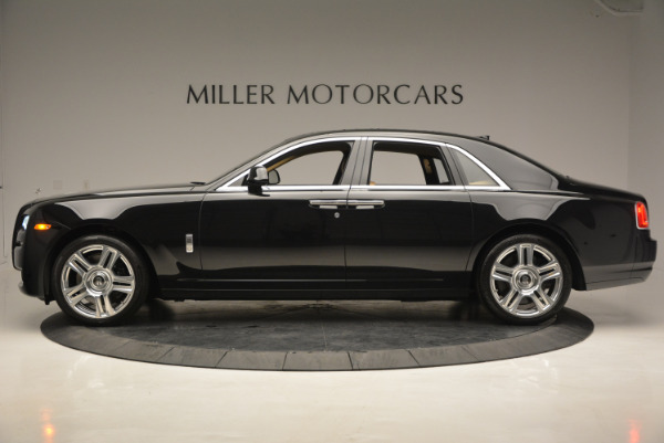 Used 2016 Rolls-Royce Ghost for sale Sold at Bentley Greenwich in Greenwich CT 06830 4