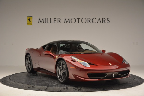 Used 2011 Ferrari 458 Italia for sale Sold at Bentley Greenwich in Greenwich CT 06830 11