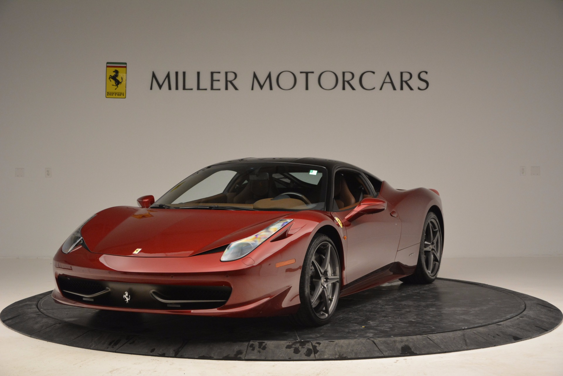 Used 2011 Ferrari 458 Italia for sale Sold at Bentley Greenwich in Greenwich CT 06830 1