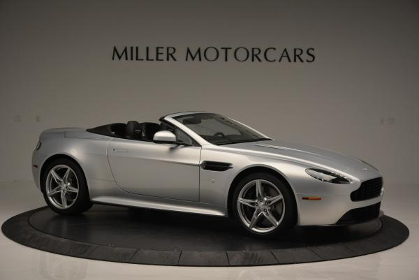 New 2016 Aston Martin V8 Vantage GTS Roadster for sale Sold at Bentley Greenwich in Greenwich CT 06830 10