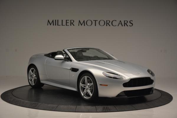 New 2016 Aston Martin V8 Vantage GTS Roadster for sale Sold at Bentley Greenwich in Greenwich CT 06830 11