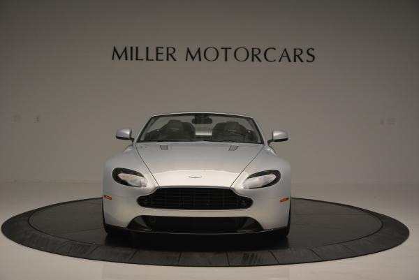 New 2016 Aston Martin V8 Vantage GTS Roadster for sale Sold at Bentley Greenwich in Greenwich CT 06830 12