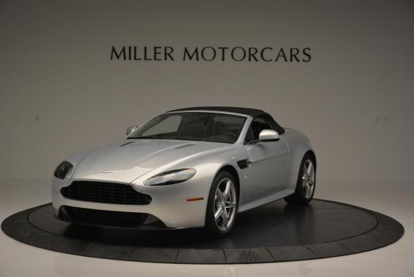 New 2016 Aston Martin V8 Vantage GTS Roadster for sale Sold at Bentley Greenwich in Greenwich CT 06830 13