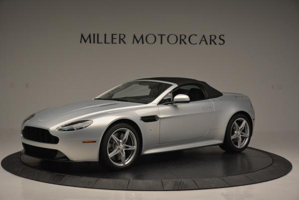 New 2016 Aston Martin V8 Vantage GTS Roadster for sale Sold at Bentley Greenwich in Greenwich CT 06830 14