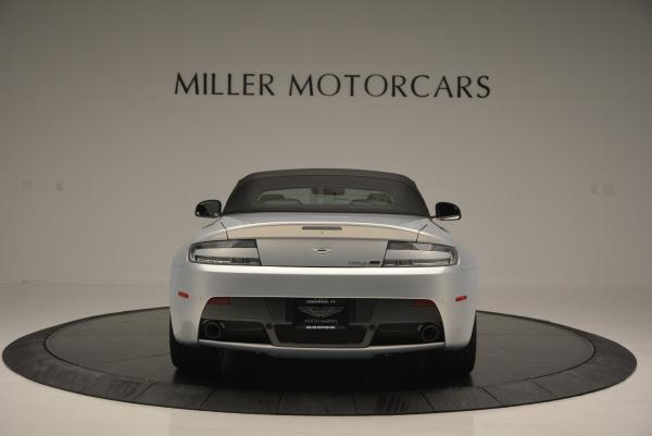 New 2016 Aston Martin V8 Vantage GTS Roadster for sale Sold at Bentley Greenwich in Greenwich CT 06830 16