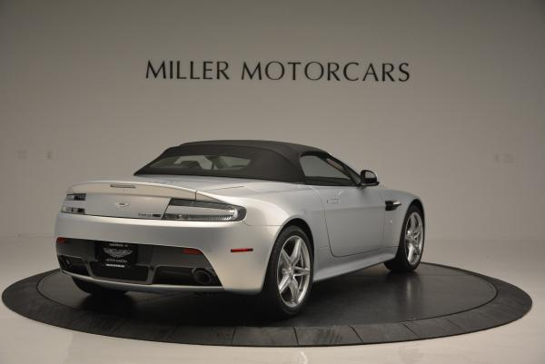 New 2016 Aston Martin V8 Vantage GTS Roadster for sale Sold at Bentley Greenwich in Greenwich CT 06830 17