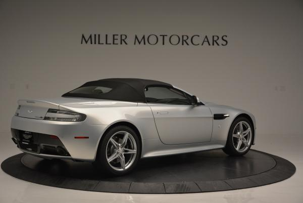 New 2016 Aston Martin V8 Vantage GTS Roadster for sale Sold at Bentley Greenwich in Greenwich CT 06830 18