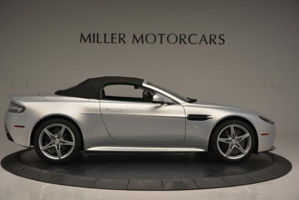 New 2016 Aston Martin V8 Vantage GTS Roadster for sale Sold at Bentley Greenwich in Greenwich CT 06830 19