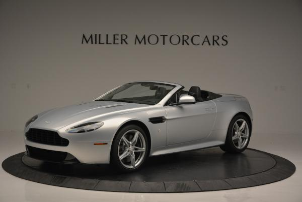 New 2016 Aston Martin V8 Vantage GTS Roadster for sale Sold at Bentley Greenwich in Greenwich CT 06830 2