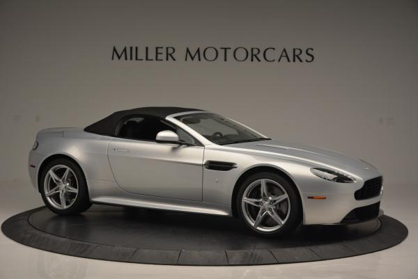 New 2016 Aston Martin V8 Vantage GTS Roadster for sale Sold at Bentley Greenwich in Greenwich CT 06830 20