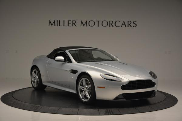 New 2016 Aston Martin V8 Vantage GTS Roadster for sale Sold at Bentley Greenwich in Greenwich CT 06830 21
