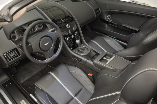 New 2016 Aston Martin V8 Vantage GTS Roadster for sale Sold at Bentley Greenwich in Greenwich CT 06830 23