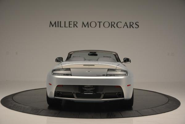 New 2016 Aston Martin V8 Vantage GTS Roadster for sale Sold at Bentley Greenwich in Greenwich CT 06830 6