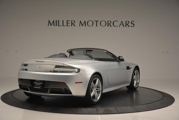 New 2016 Aston Martin V8 Vantage GTS Roadster for sale Sold at Bentley Greenwich in Greenwich CT 06830 7