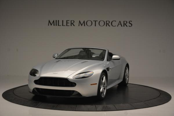 New 2016 Aston Martin V8 Vantage GTS Roadster for sale Sold at Bentley Greenwich in Greenwich CT 06830 1