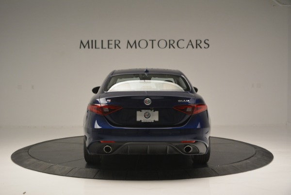 New 2018 Alfa Romeo Giulia Ti Sport Q4 for sale Sold at Bentley Greenwich in Greenwich CT 06830 6