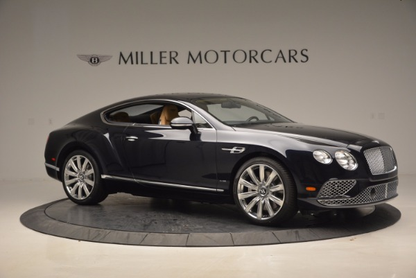 New 2017 Bentley Continental GT W12 for sale Sold at Bentley Greenwich in Greenwich CT 06830 10