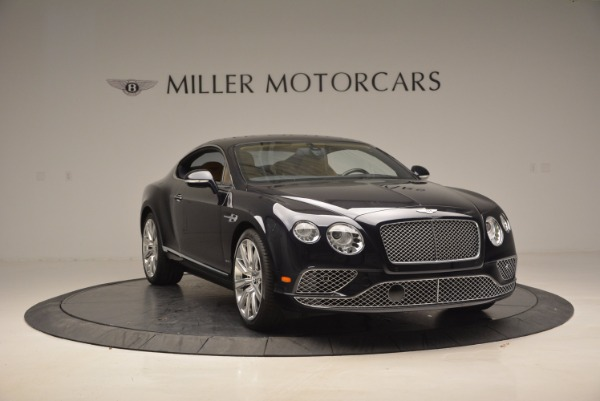 New 2017 Bentley Continental GT W12 for sale Sold at Bentley Greenwich in Greenwich CT 06830 11