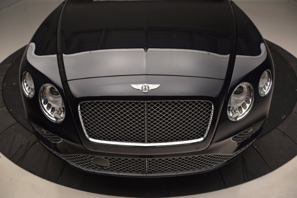 New 2017 Bentley Continental GT W12 for sale Sold at Bentley Greenwich in Greenwich CT 06830 13