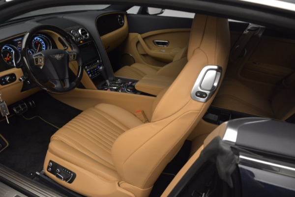 New 2017 Bentley Continental GT W12 for sale Sold at Bentley Greenwich in Greenwich CT 06830 20