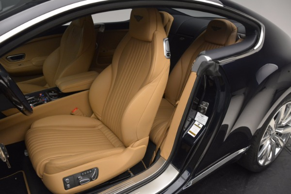 New 2017 Bentley Continental GT W12 for sale Sold at Bentley Greenwich in Greenwich CT 06830 21