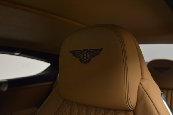 New 2017 Bentley Continental GT W12 for sale Sold at Bentley Greenwich in Greenwich CT 06830 22