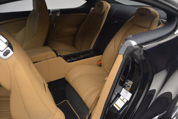 New 2017 Bentley Continental GT W12 for sale Sold at Bentley Greenwich in Greenwich CT 06830 23