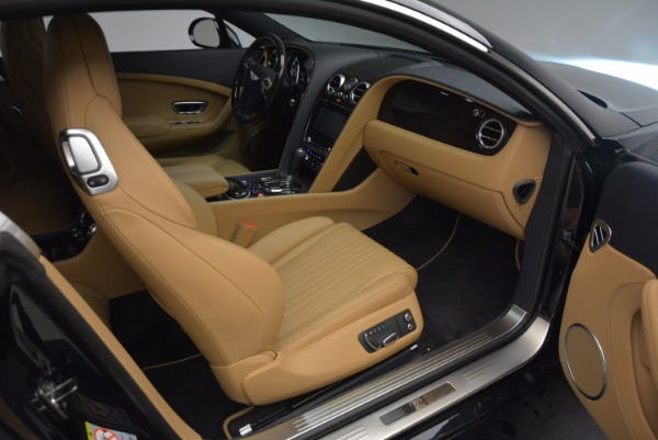 New 2017 Bentley Continental GT W12 for sale Sold at Bentley Greenwich in Greenwich CT 06830 27