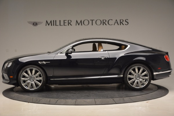 New 2017 Bentley Continental GT W12 for sale Sold at Bentley Greenwich in Greenwich CT 06830 3