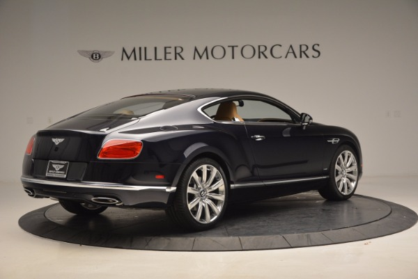 New 2017 Bentley Continental GT W12 for sale Sold at Bentley Greenwich in Greenwich CT 06830 8