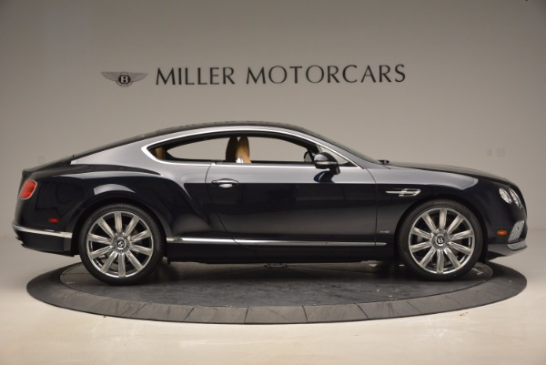 New 2017 Bentley Continental GT W12 for sale Sold at Bentley Greenwich in Greenwich CT 06830 9