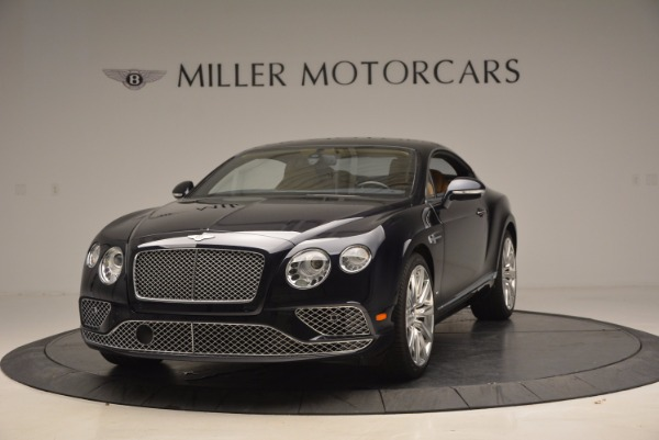 New 2017 Bentley Continental GT W12 for sale Sold at Bentley Greenwich in Greenwich CT 06830 1