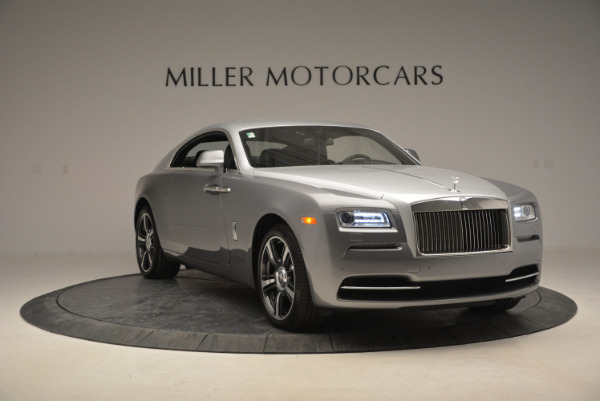 Used 2015 Rolls-Royce Wraith for sale Sold at Bentley Greenwich in Greenwich CT 06830 13