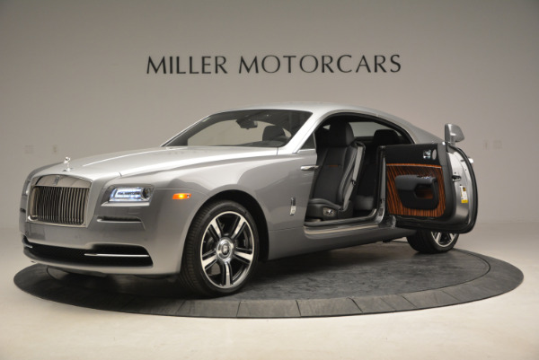 Used 2015 Rolls-Royce Wraith for sale Sold at Bentley Greenwich in Greenwich CT 06830 16